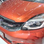Honda Brio RS GIIAS 2017 grille and headlamp