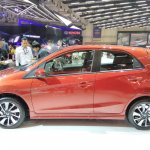 Honda Brio RS GIIAS 2017 left side view