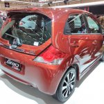 Honda Brio RS GIIAS 2017 right rear three quarters