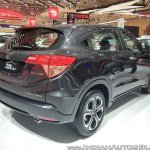 Honda HR-V Prestige rear three quarters right side at GIIAS 2017