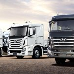 Hyundai Commercial Vehicles India Xcient Truck