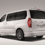 Hyundai H-1 Limited II rear three quarters left side