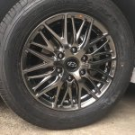 Hyundai H-1 Limited II wheel