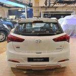 Hyundai i20 Sport rear at the GIIAS 2017