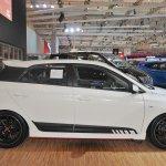 Hyundai i20 Sport side at the GIIAS 2017