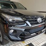 Indonesian-spec Toyota Fortuner TRD Sportivo front fascia