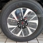 Indonesian-spec Toyota Fortuner TRD Sportivo wheel