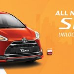 Indonesian-spec Toyota Sienta Q grade