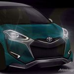 Indonesian-spec Toyota Sienta limited edition teaser
