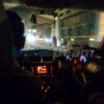 Mahindra TUV500 interior spy shot