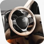 Maruti Celerio Limited Edition steering wheel
