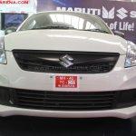 Maruti Suzuki Tour S showcased at Prawaas 2017 grille
