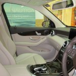 Mercedes GLC Celebration Edition front seats