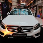 Mercedes GLC Celebration Edition front