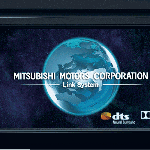 Mitsubishi Outlander India touchscreen