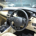 Mitsubishi Xpander at GIIAS 2017 Live dashboard