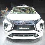 Mitsubishi Xpander at GIIAS 2017 Live front view