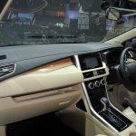 Mitsubishi Xpander at GIIAS 2017 Live interior