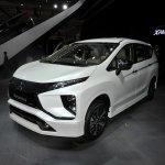 Mitsubishi Xpander at GIIAS 2017 Live left front three quarters
