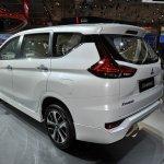 Mitsubishi Xpander at GIIAS 2017 Live left rear three quarters