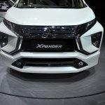 Mitsubishi Xpander at GIIAS 2017 Live nose