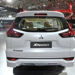 Mitsubishi Xpander at GIIAS 2017 Live rear view