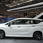 Mitsubishi Xpander at GIIAS 2017 Live side view