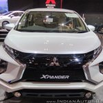 Mitsubishi Xpander front at GIIAS 2017