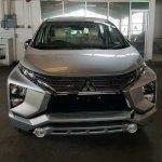 Mitsubishi Xpander front spy shot