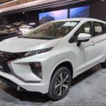 Mitsubishi Xpander front three quarters left side at GIIAS 2017