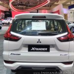 Mitsubishi Xpander rear at GIIAS 2017