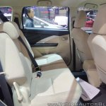 Mitsubishi Xpander second-row seats at GIIAS 2017