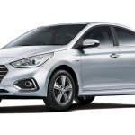 Next Generation Hyundai Verna Unveiled front left three quarters