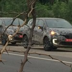 Renault Captur (Indian spec) spotted on Chennai - Bangalore highway by Sankar