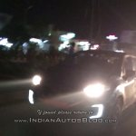 Renault Captur front spied in Vandalur Chennai by Ashok Kumar