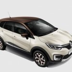 Renault Kaptur EXTREME front three quarters right side