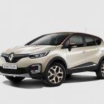 Renault Kaptur EXTREME front three quarters