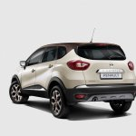 Renault Kaptur EXTREME rear three quarters