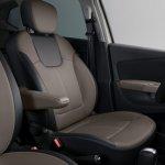 Renault Kaptur EXTREME seat