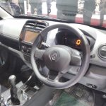 Renault Kwid Extreme at GIIAS 2017 dashboard