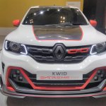 Renault Kwid Extreme at GIIAS 2017 front view