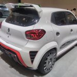 Renault Kwid Extreme at GIIAS 2017 right rear three quarters