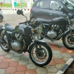 Royal Enfield Continental GT 750 Two variants