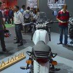 Royal Enfield Himalayan rear at Nepal Auto Show 2017