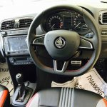 Skoda (Rapid) Monte Carlo dashboard driver side live image