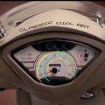 TVS Jupiter Classic Edition TVC classic edition classic dial art