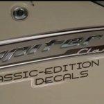 TVS Jupiter Classic Edition TVC classic edition decals