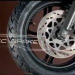 TVS Jupiter Classic Edition TVC classic edition disc brake