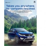 Tata Hexa Takes a dig at Jeep Compass
