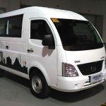 Tata Super Ace Commuter van by Centro builders showcased at Tata Truckathon 2017